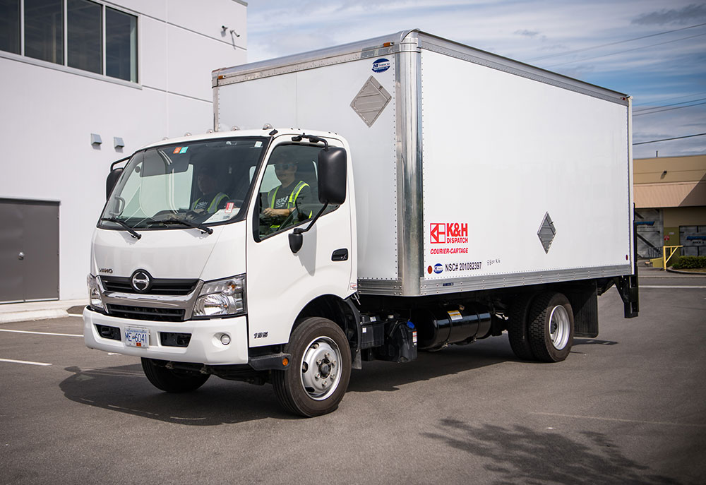 K&H Dispatch | Vancouver Cartage and Courier Services